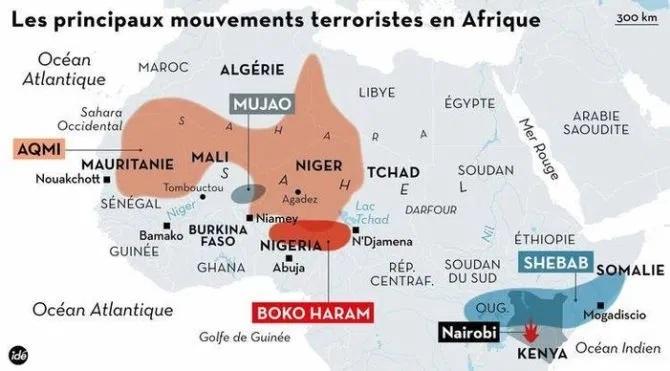 L'attaque-suicide d'un camp militaire algérien revendiquée par l'Etat Islamique