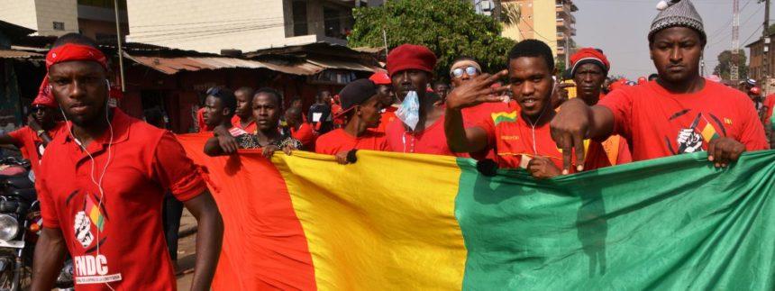 Nouvelle Constitution guinéenne