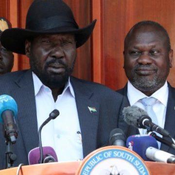Soudan du Sud : Un gouvernement d'union mis en place