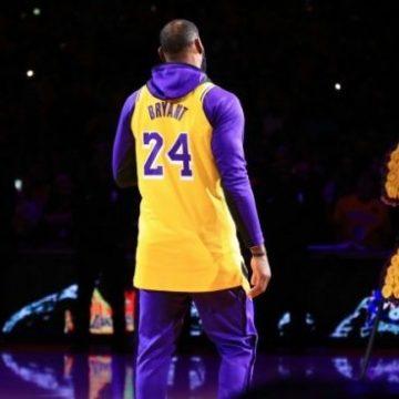 NBA/ Kobe et Gianna Bryant à l'honneur lors du prochain All Star Game