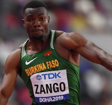 Triple saut : le Burkinabè Hugues Fabrice Zango désormais 4e meilleur performeur mondial de tous les temps