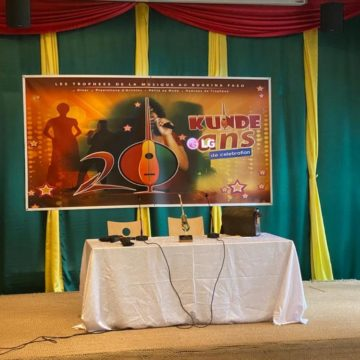 Burkina Faso : l'édition 2020 de Kundé  se tiendra le 29 mai