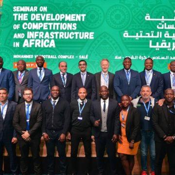 Afrique /Mondial 2022: les légendes de la CAF en mission pour s'assurer de la conformité des stades