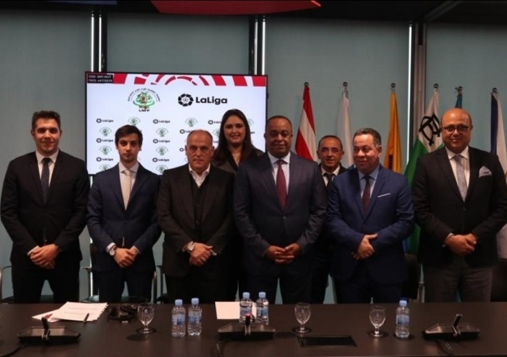 Football : les Ligues de football espagnole et marocaine signent un accord de partenariat