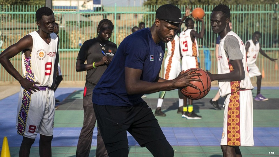 L'anglo-soudanais Luol Deng nommé Ambassadeur international de la Basketball Africa League