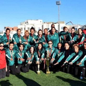 Coupe de l'UNAF 2020 : les Marocaines puissance 4