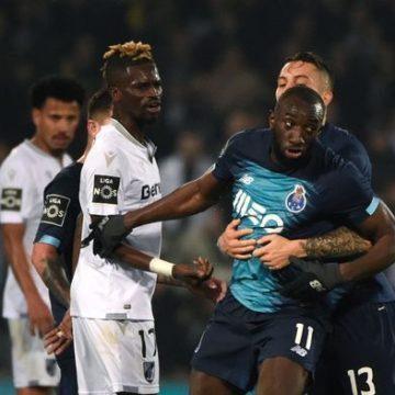 Football/FC Porto: Cible d'insultes racistes, Moussa Marega quitte le terrain en plein match
