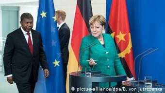 Vers un nouveau renforcement des liens de l'Allemagne avec l'Afrique du Sud et l'Angola