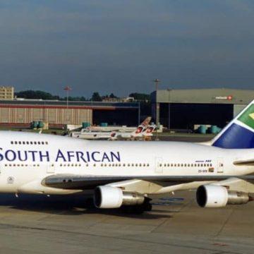 En difficulté SAA,  compagnie aérienne sud-africaine ferme plusieurs lignes internationales et nationales