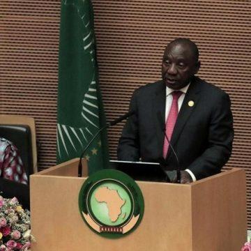 Afrique: la Présidence Sud-africaine de l'UA tournée vers la résolution des conflits