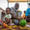 Niger : Plus de la moitié des enfants ont besoin d'aide humanitaire (UNICEF)
