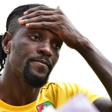 Foot: Emmanuel Adebayor s'engage avec un club paraguayen