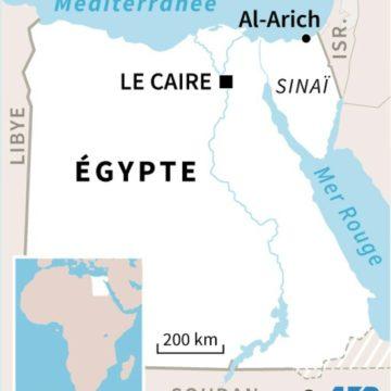 Egypte: 17 jihadistes présumés tués par la police dans le Sinaï