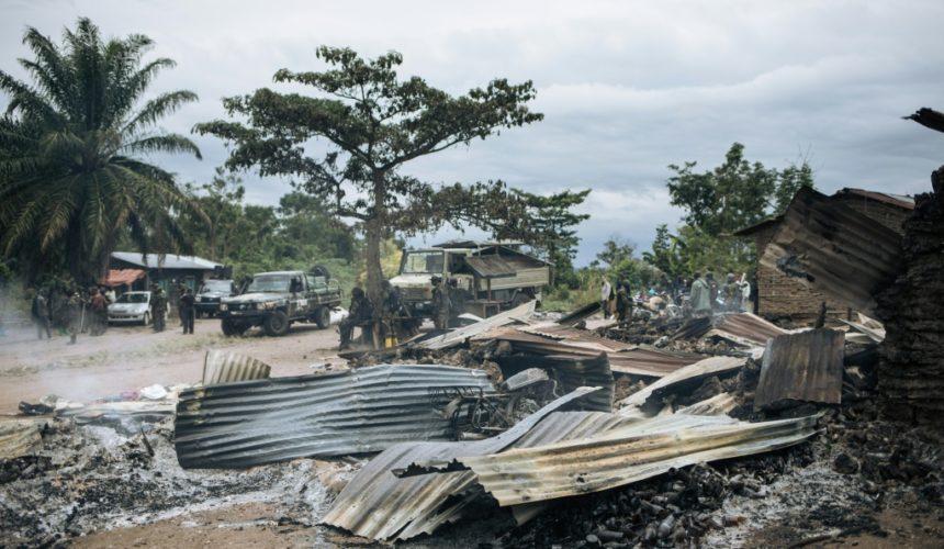 RDCongo: au moins dix morts dans un nouveau massacre près de Beni
