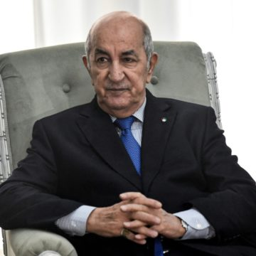 Le président Tebboune promet un «changement radical» en Algérie