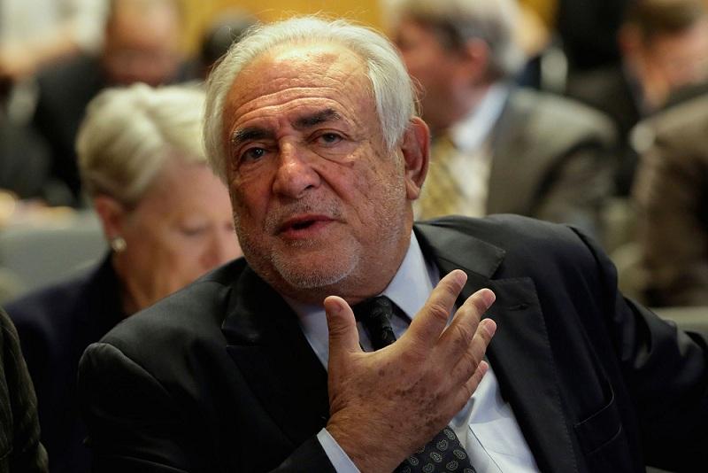 l'appel de Dominique Strauss-Kahn