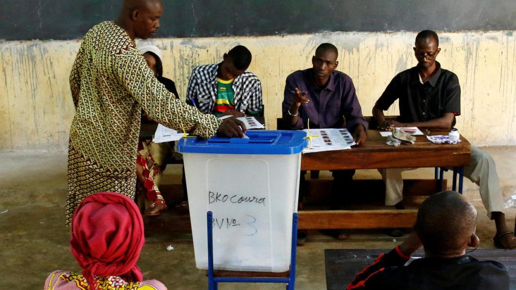 législatives au Mali