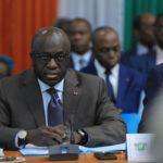 Marcel AmonTanoh (DR) gouvernement ivoirien