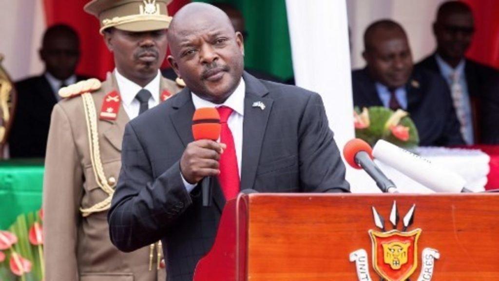 covid-19 au Burundi