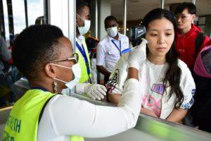 Coronavirus en Tanzanie