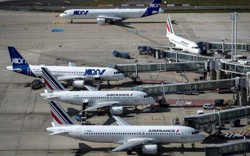 Crise du transport aérien dû au coronavirus