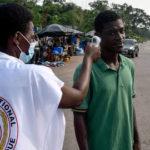 Pandémie de la Covid-19 en Afrique