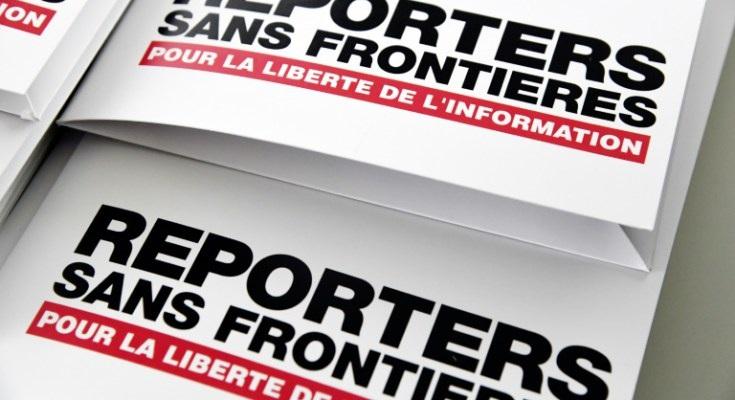 Reporters sans frontière en Afrique