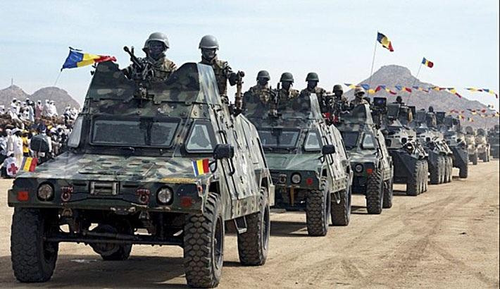 Retrait des soldats tchadiens du Lac Tchad