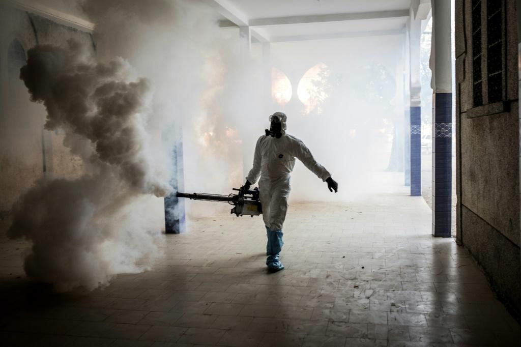 coronavirus au Sénégal