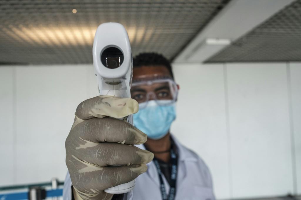Coronavirus en Éthiopie