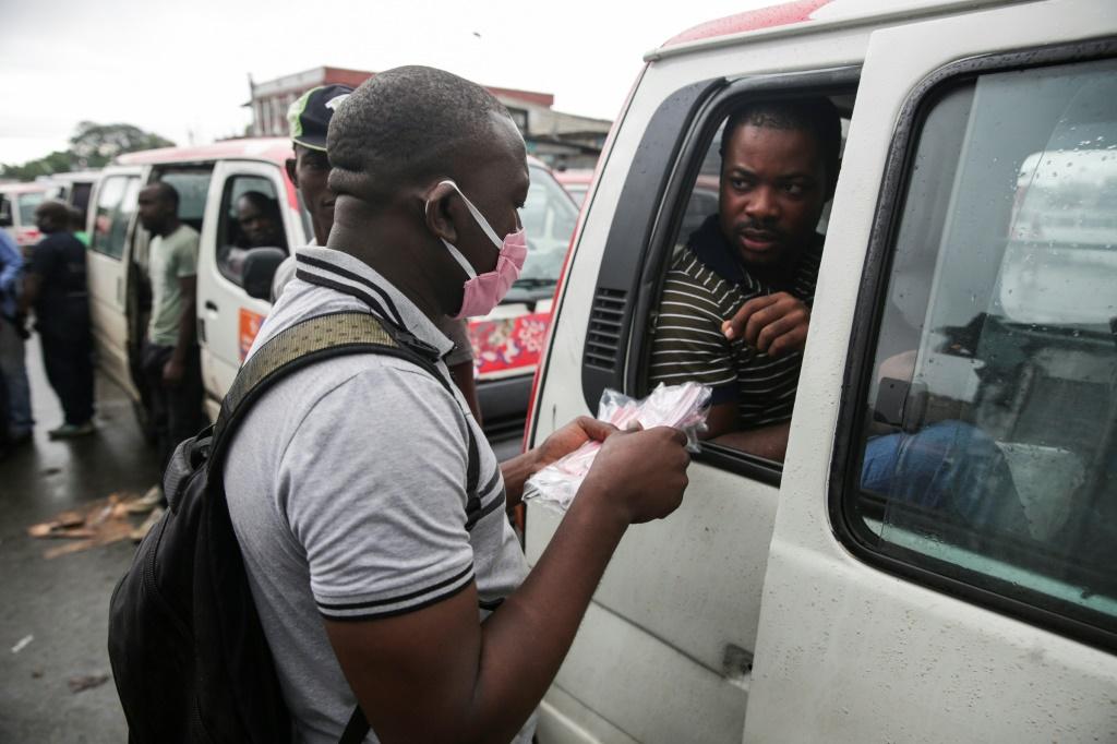 confinement total de Libreville