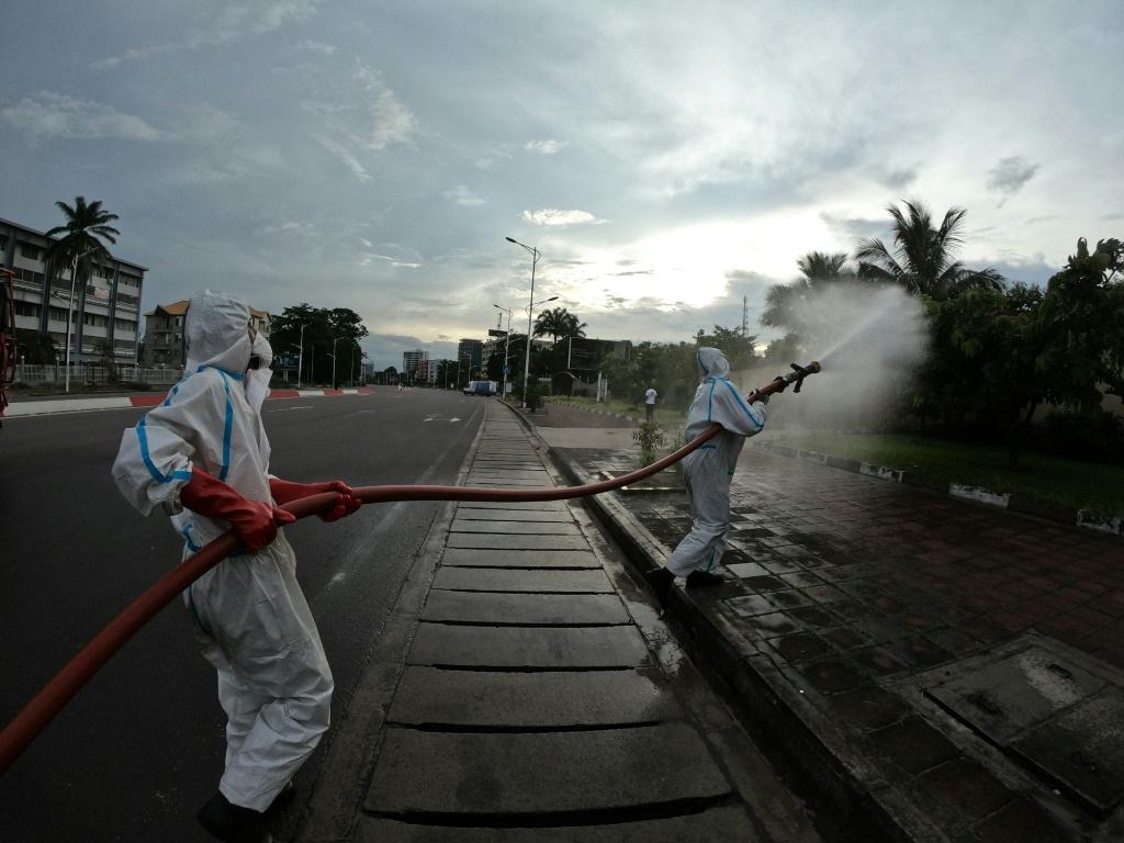 Virus en RDC