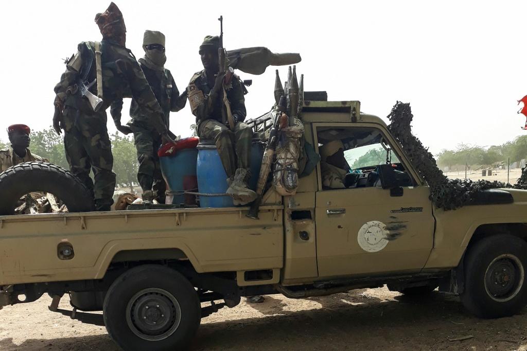 Armée tchadienne - 58 prisonniers de l'opération contre Boko Haram