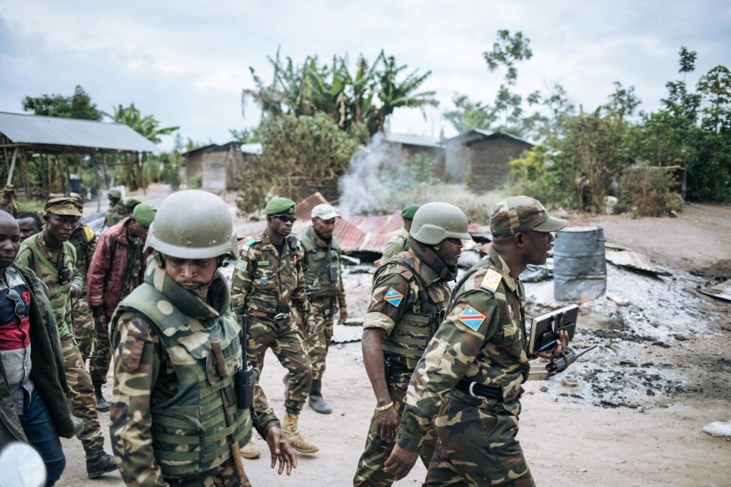 Attaque en RDC