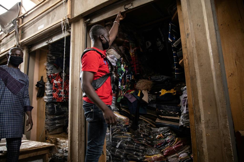 Déconfinement du grand marché de Ouagadougou - Les affaires vont enfin pouvoir reprendre au marché central de Ouagadougou