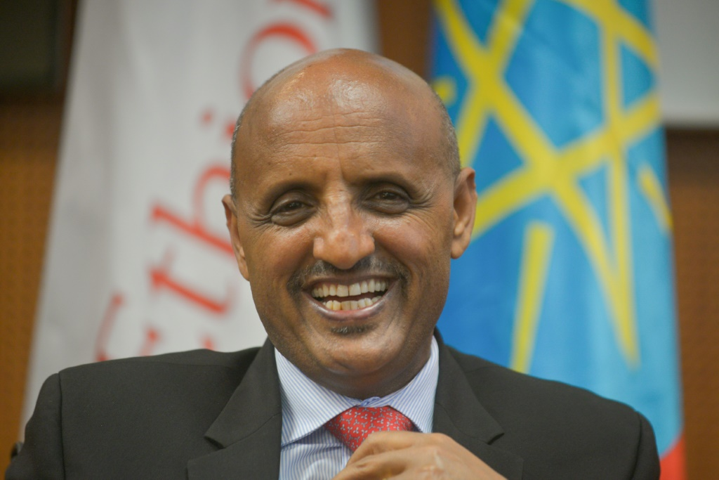 président 'Ethiopian Airlines