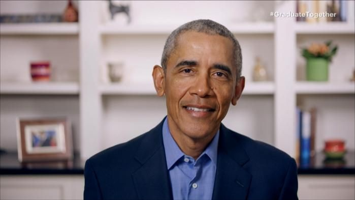 Rentrée politique de Barack Obama