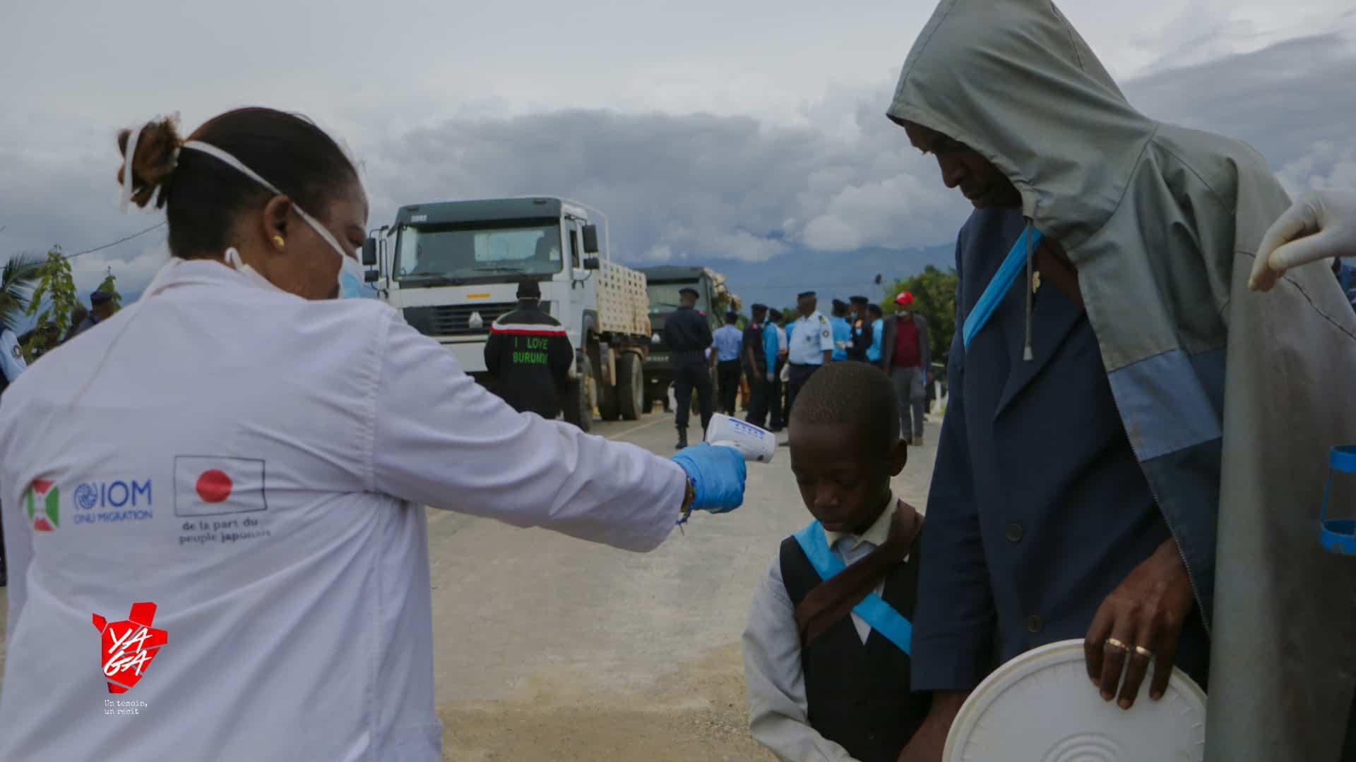 Pandémie du coronavirus en Afrique au 19 mai