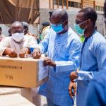 État de la pandémie du coronavirus en Afrique