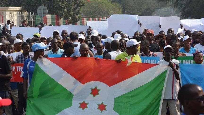 Élections générales au Burundi