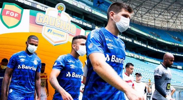 Match de charité de la FIFA en soutien aux victimes de la Covid-19
