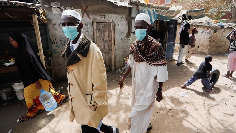 Épidémie de coronavirus en Afrique