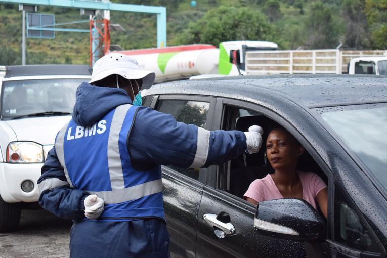 Premier cas de coronavirus au Lesotho