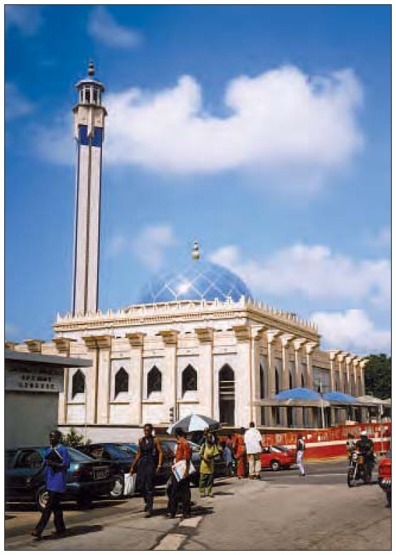 réouverture des mosquée au sénégal et en guinée
