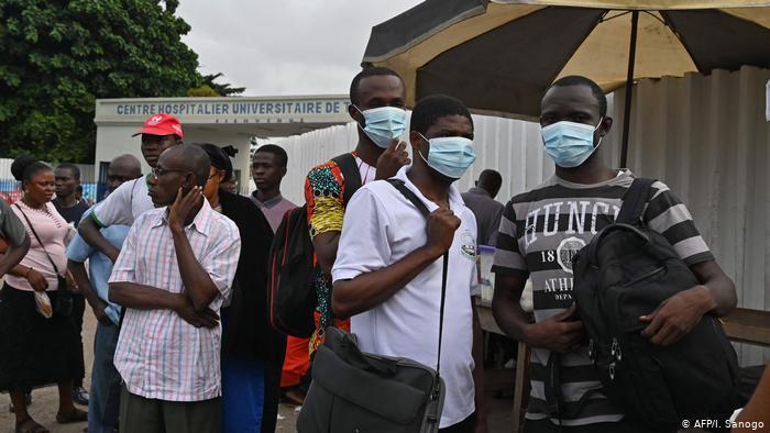 État de la pandémie en Afrique