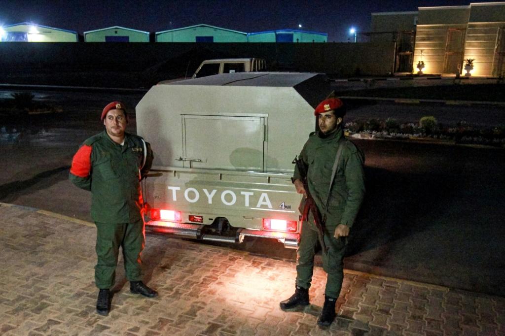 Libye - Mercenaires russes et syriens combattent haftar
