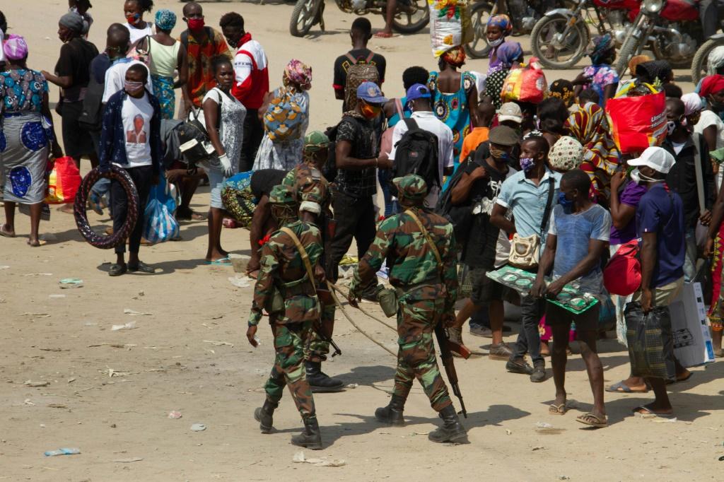 Un jeune abattu par un soldat en Angola