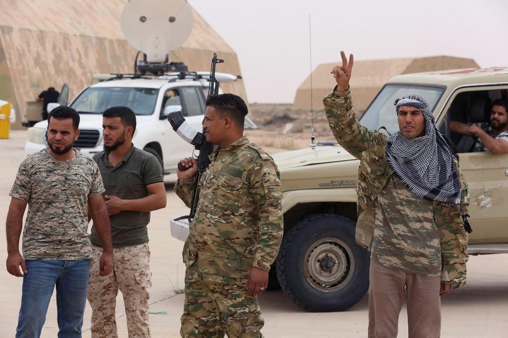 Conflit en Libye