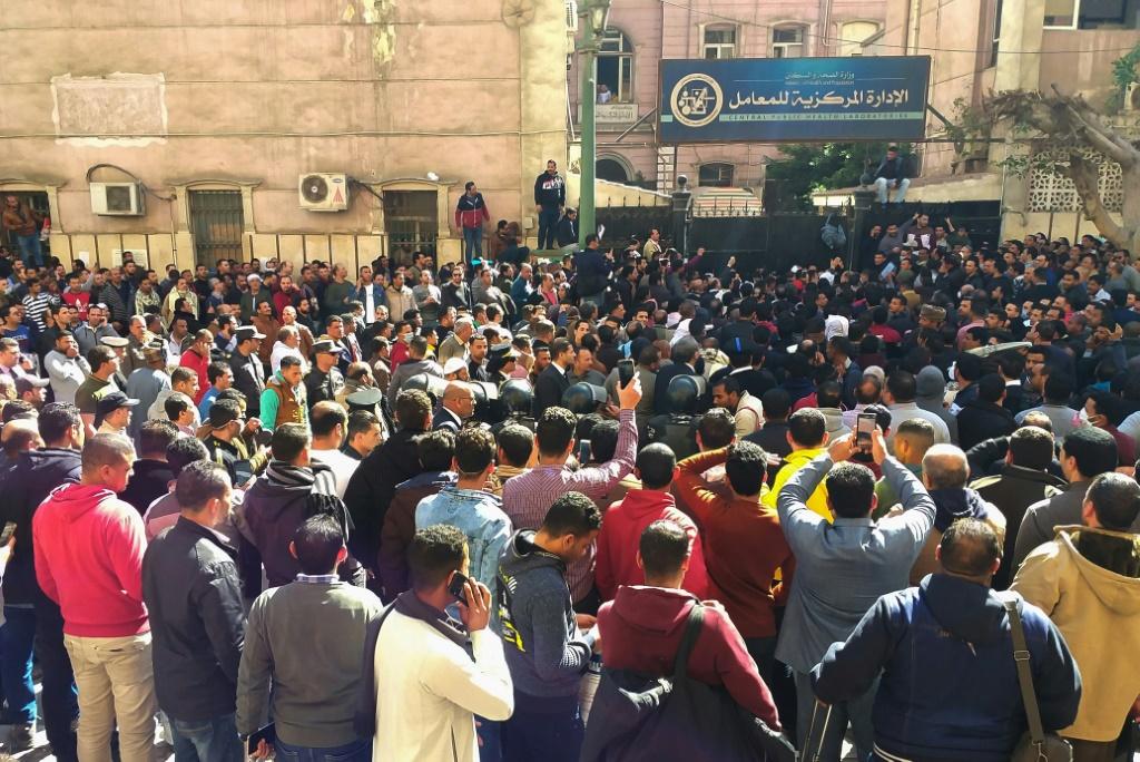 L'Égypte résiste au coronavirus