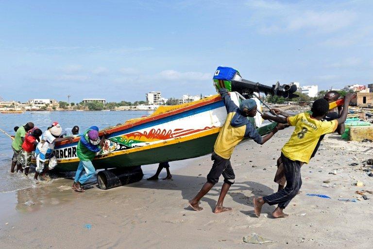 Surpêche au Sénégal